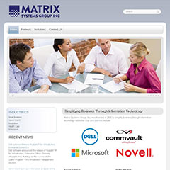 Matrix Systems Group, Inc.